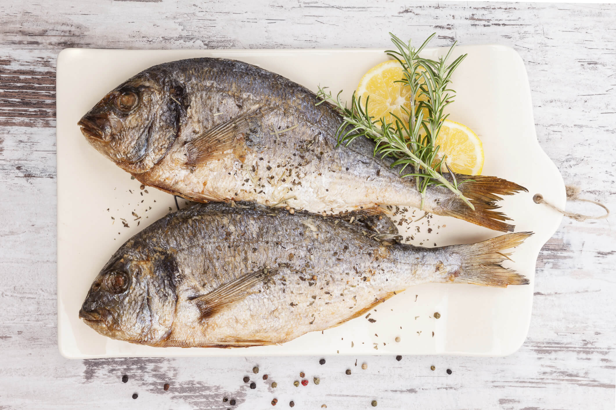 Study: Seafood Doesn't Expose You to THAT Much Mercury
